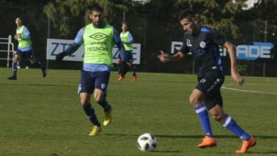 El Tomba igualó con Vélez en su segundo amistoso de pretemporada