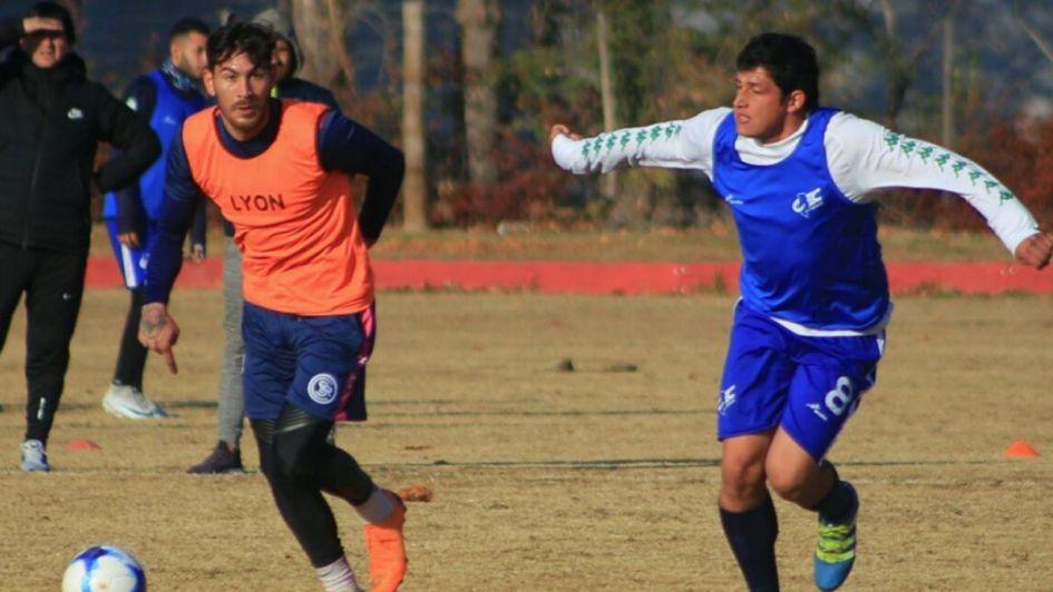La Lepra venció al CEC en su primera prueba de fútbol