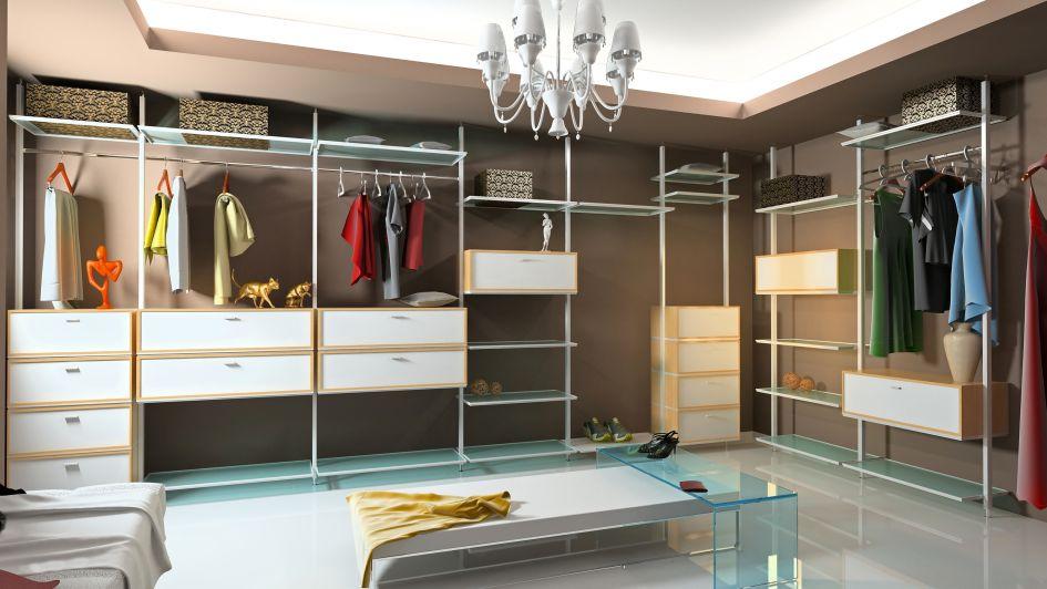 Aprovechando espacios: cómo organizar tu vestidor