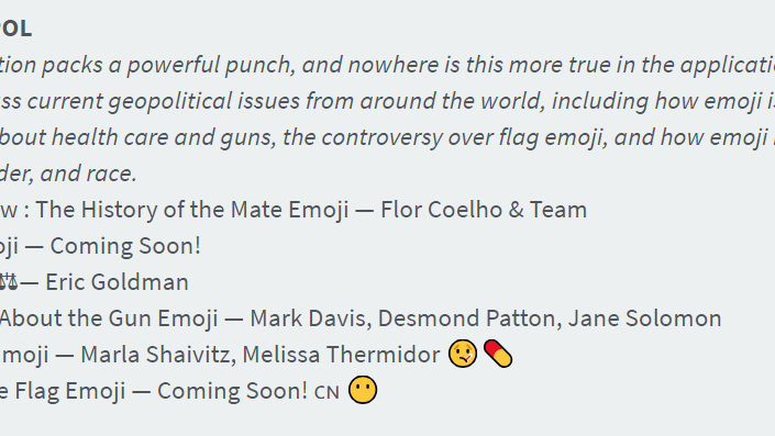 El emoji del mate se fue a Nueva York y está más cerca de ser una realidad