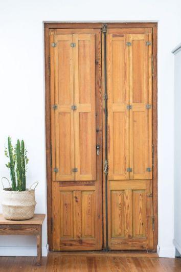 Volvieron las aberturas de madera