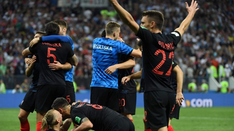 Las llamativas estadísticas que arrojó la victoria de Croacia