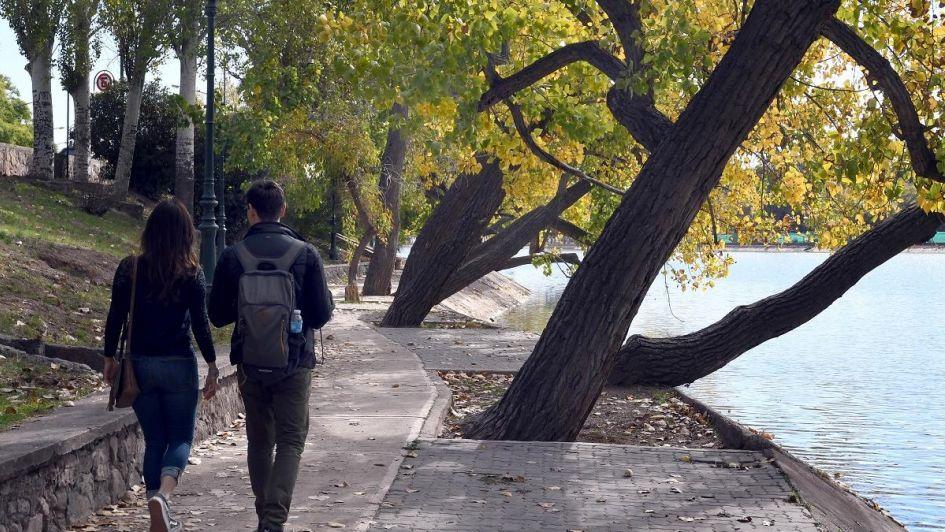Un jueves soleado marcará el inicio de días agradables en Mendoza