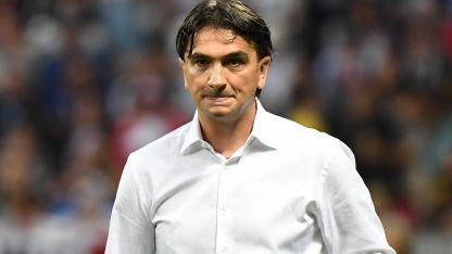 Zlatko Dalic, el DT que guió a Croacia a su primera final.