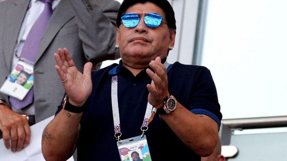 Maradona ya eligió a su candidato para ganar el Mundial