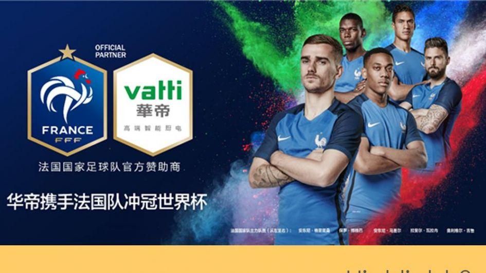 Un título francés en Rusia costaría caro a un patrocinador chino