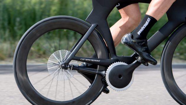 Crean una bicicleta sin cadena que promete revolucionar el ciclismo