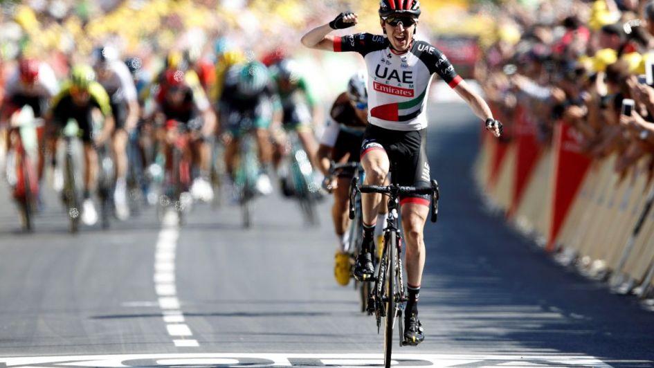 Dan Martin conquista el Muro de Bretaña en la sexta etapa del Tour de France