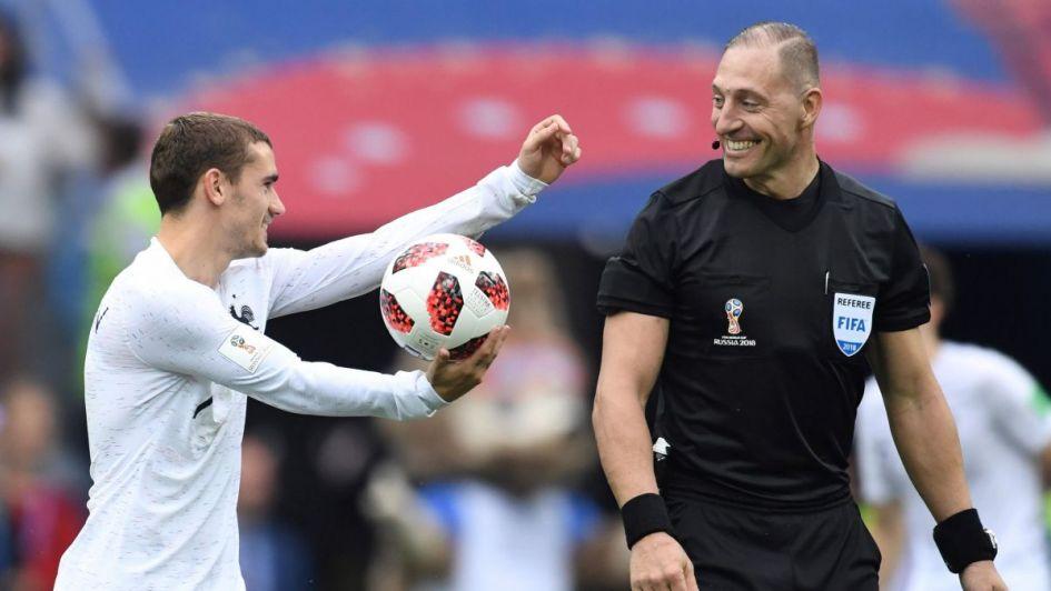 FIFA eligió a argentino para pitar la final