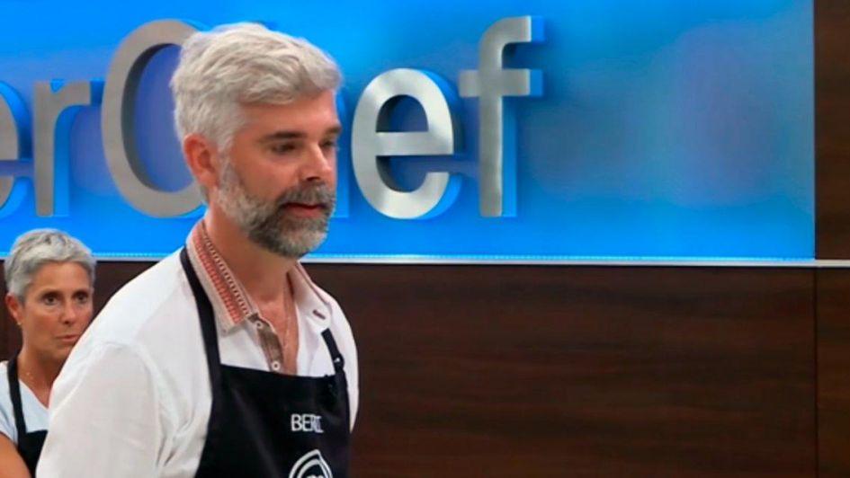Muy gracioso: un participante de Masterchef Uruguay con hambre