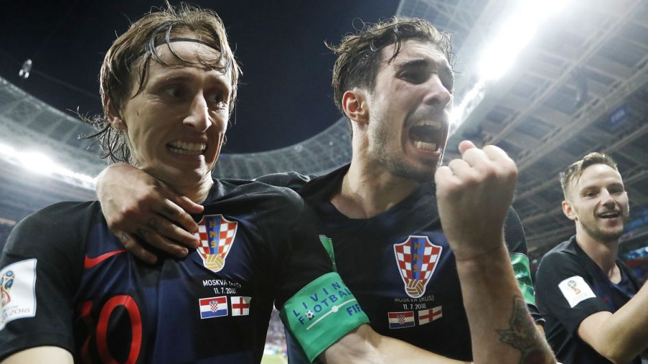 La divertida promesa del plantel de Croacia si gana el Mundial