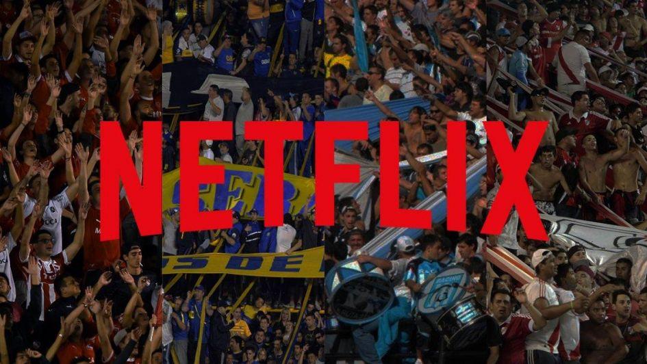 Se viene Puerta 7, la serie de Netflix sobre los barras argentinos