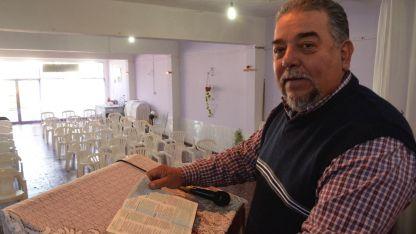 Horacio Rodríguez, pastor evangelista y concejal del PI.