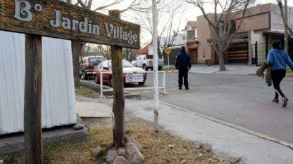 El barrio donde comenzó la odisea, que duró menos de 60 minutos y tuvo un final feliz.