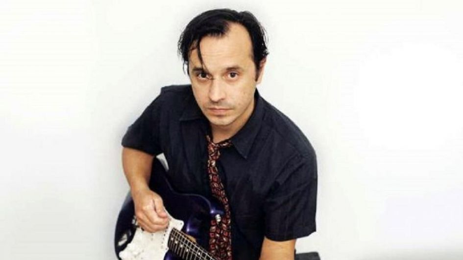 Francisco Bochatón: hombre rock