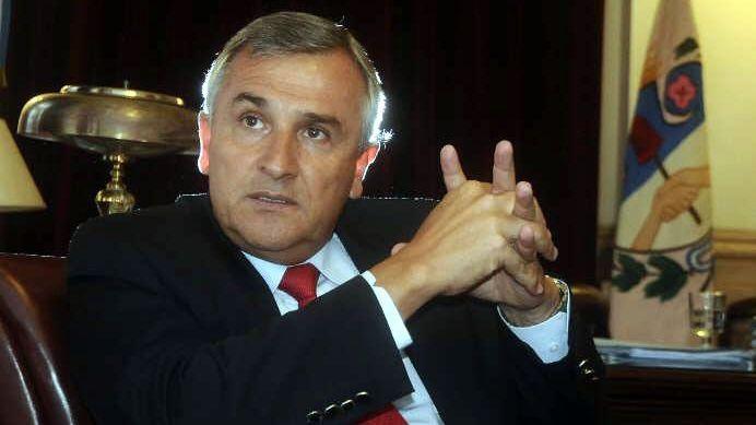 El jujeño Morales condiciona el pedido de Macri de ajustar más