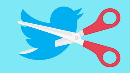 El recorte de Twitter