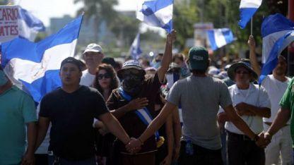 Opositores de todo el arco político piden la renuncia del presidente Daniel Ortega.