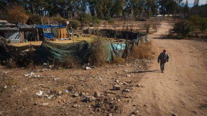 La mayor parte de unas 750 familias que viven en el Bajo Luján se ilusiona con la mudanza prometida, a casas cómodas.