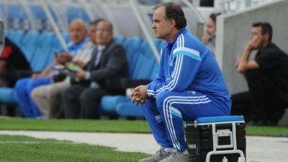 Bielsa resaltó el trabajo de los jugadores de Francia.