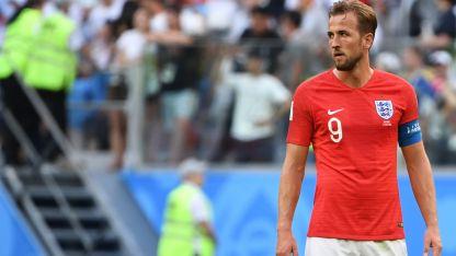 Kane, el hombre gol del Mundial de Rusia.