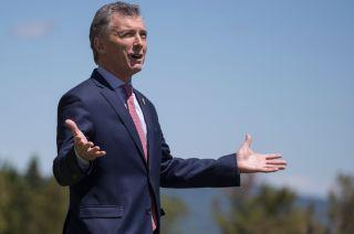 """El presidente Mauricio Macri ratificó que """"estamos en el camino correcto""""."""
