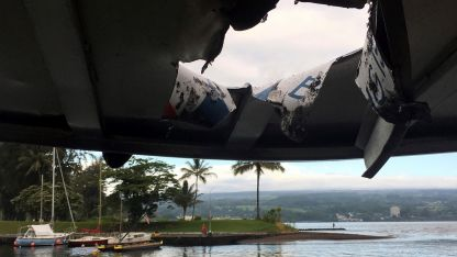 El Kilauea hizo erupción el 3 de mayo, forzando la evacuación de miles de personas.