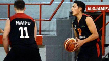 Nachito Olmedodemostró su buen presente: 16 puntos claves para el triunfo de Maipú.