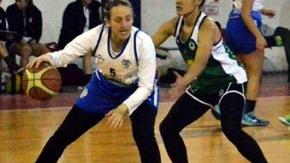 María José Belelli de YPF mostró todo su talento.
