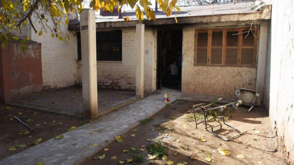 Las Heras: imputan a los padres de los nenes que estaban solos cuando se incendió su casa