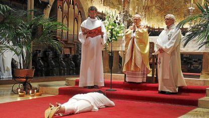 """Las """"Novias de Cristo"""" son un grupo de mujeres católicas que -sin ser monjas- permanecen vírgenes toda su vida."""