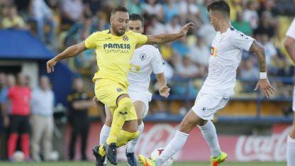 Cazorla volvió a jugar unos minutos en el Villarreal.