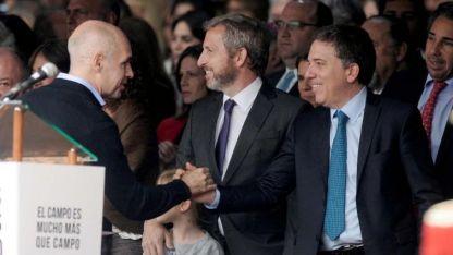Dujovne y Frigerio serán los encargados de hablar con las provincias.
