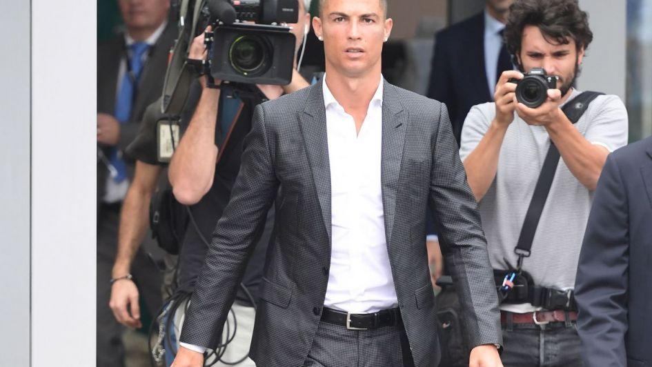 La increíble propina que dejó Ronaldo en Grecia
