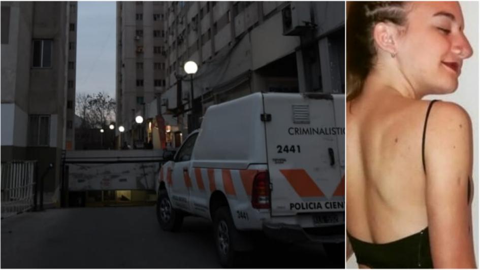 Conmoción y misterio en las torres de San Juan y Siria por la muerte de una estudiante