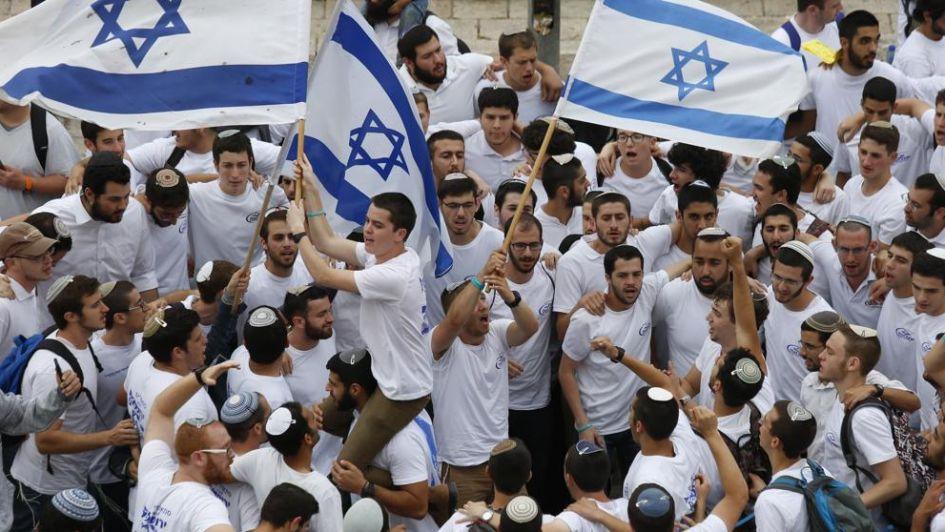 Israel se declara como