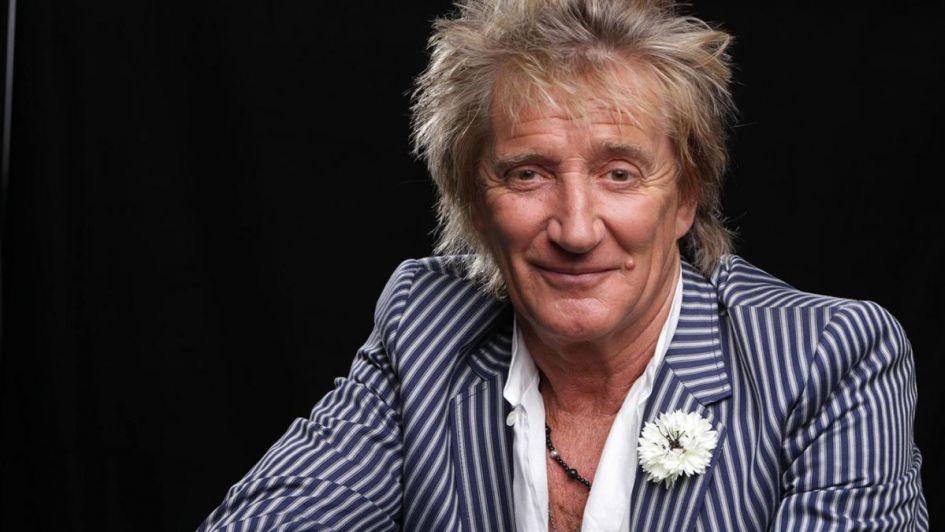 Rod Stewart anuncia nuevo disco y comparte un primer adelanto