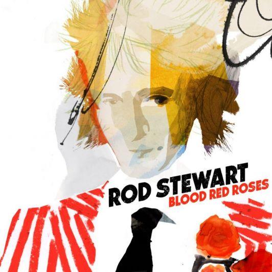 Rod Stewart muestra su faceta más íntima