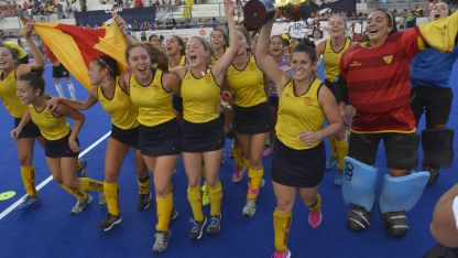 Las Canarias quieren repetir. Las chicas de Murialdo ganaron el Clausura 2017 y buscarán el doblete