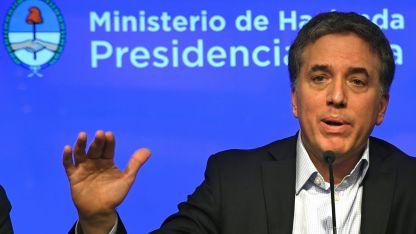 El ministro de Hacienda, Nicolás Dujovne, recibirá a la misión que monitoreará las finanzas nacionales.