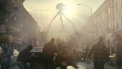 Una escena del filme dirigido por Spielberg en 2005.