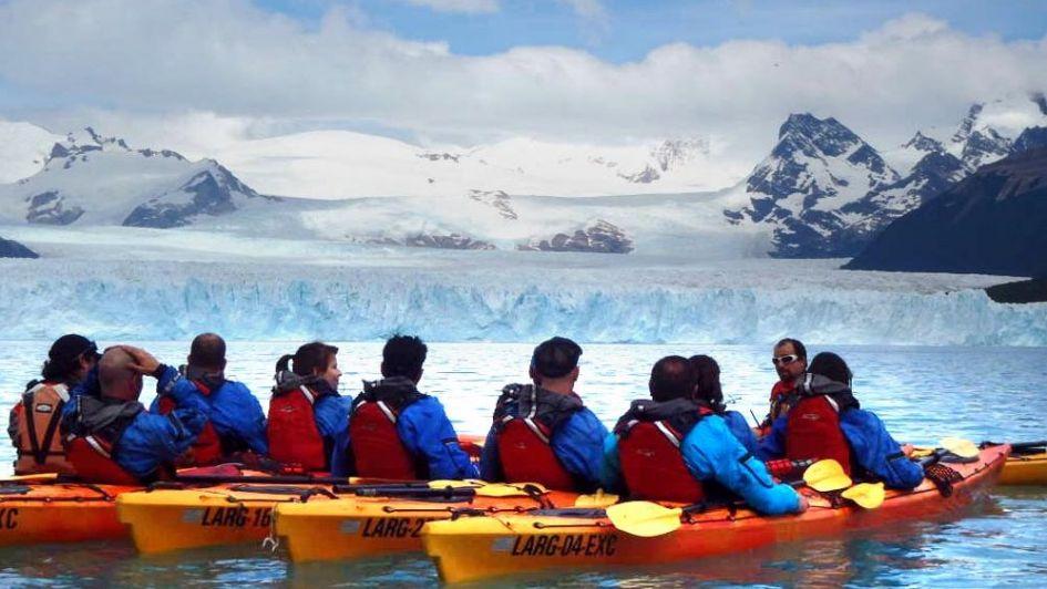 Kayak por el mar, lagos y ríos