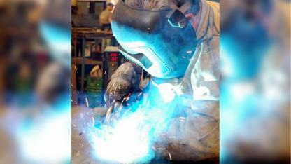 La actividad industrial comenzó a resentirse en distintos sectores.