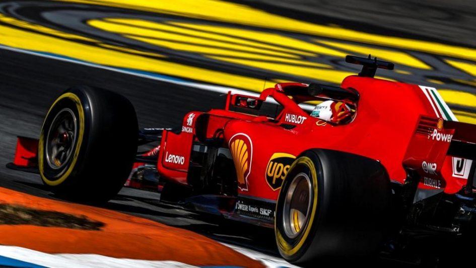 Fórmula 1: Vettel consiguió su pole número 55 en Alemania