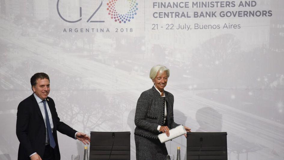 Lagarde elogió el ajuste y tiene fe en que habrá crecimiento