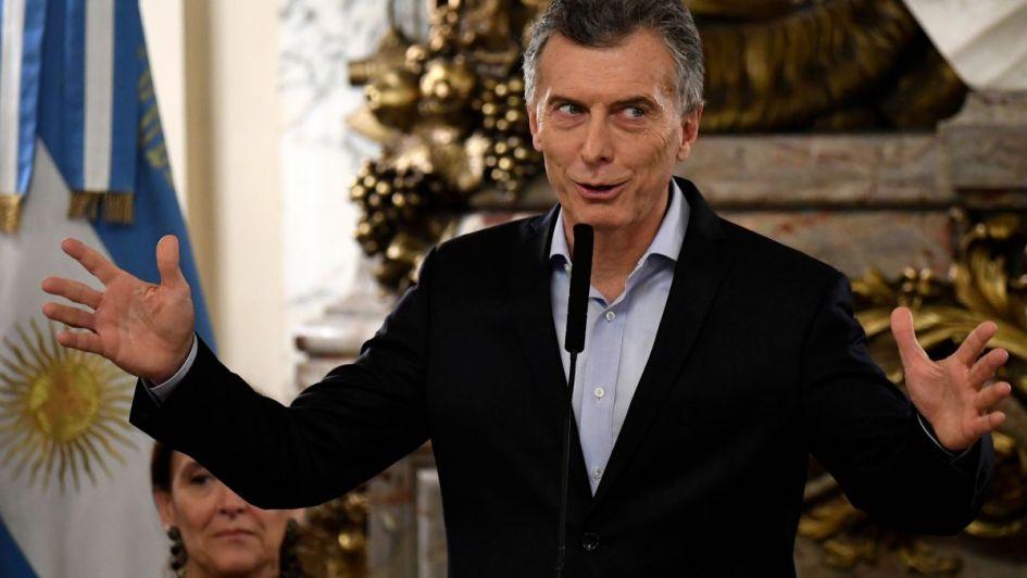 Macri ratificó que continuará con la quita de retenciones al agro