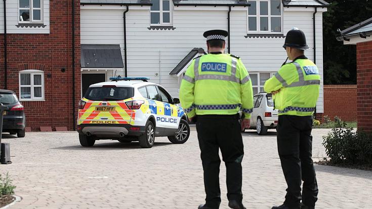 Un niño de 3 años es atacado con ácido en Gran Bretaña