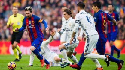 ¿Qué sería del Barcelona o el Real Madrid sin Messi, Suárez, Modric o Sergio Ramos?
