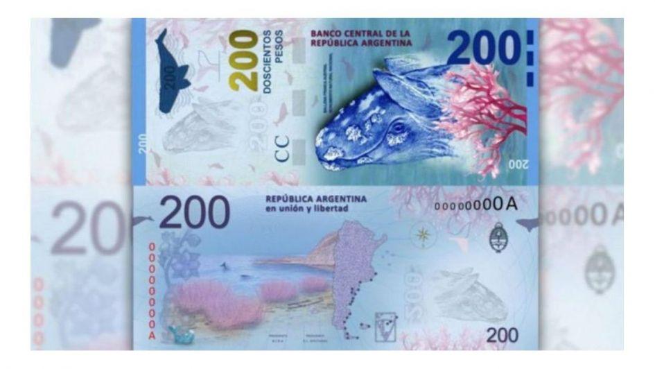 Misterio por la desaparición de papel para fabricar billetes de $ 200