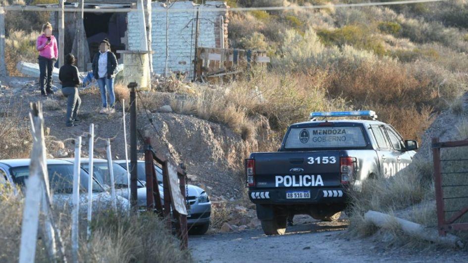 Asesinaron a un hombre a tiros e hirieron a otro en Godoy Cruz